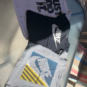 Kids Boys 3 for $15 Nike T-shirt Small 6-7